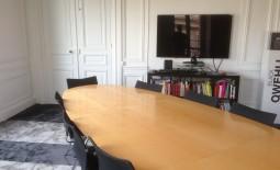 Rénovation de bureaux Chez Oceinde